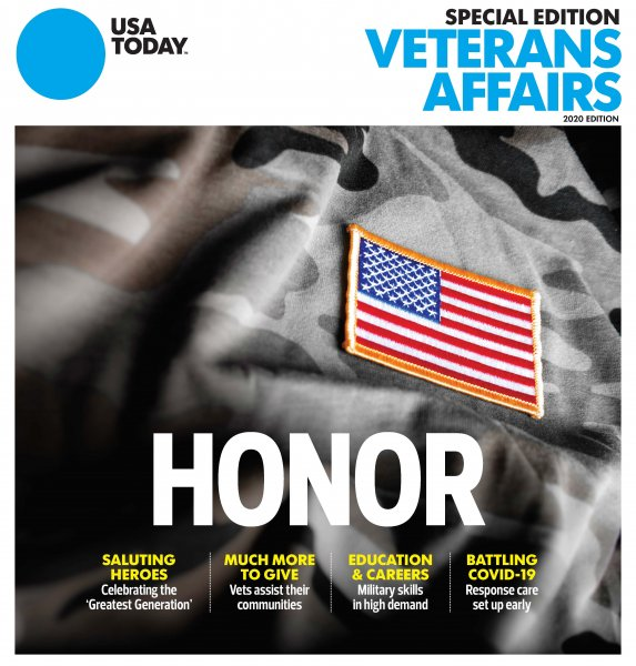 Image - USA Today Veterans Affairs 2020