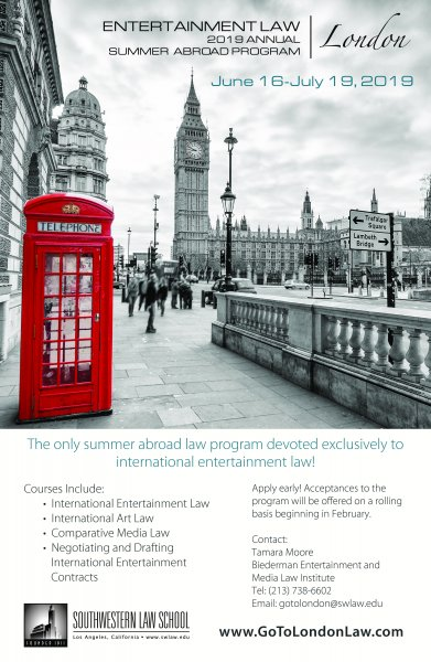 Image_London_Summer_Program_Poster