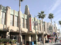Bullocks Wilshire Building Replicated at Disney's California Adventure