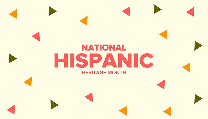 2019 Hispanic Heritage Month