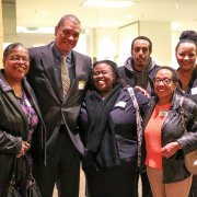 Image - Black Law Students Association Alum of the Year Reception
