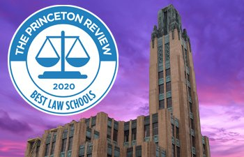 Image - 2020 Princeton Review Best Law Schools with BW Building