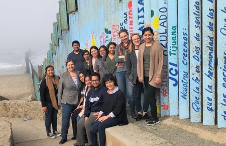 Image - Southwestern Students Assist Asylum Seekers in Border Town Pro Bono Program