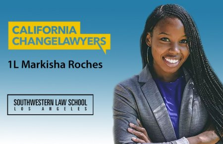 Image - Markisha Roches ChangeLawyer Scholar
