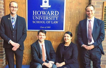 Image - Moot Court Team Howard 2020