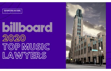 Image - SW Billboard 2020 Top Music Lawyers