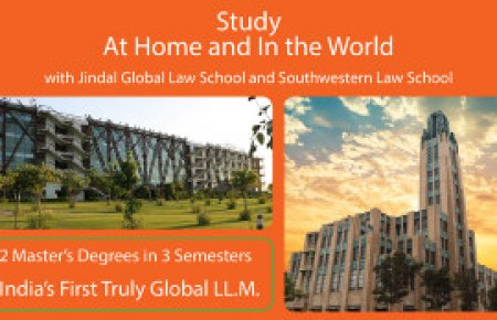 Southwestern to Offer Dual LL.M. Degree with Law School in India