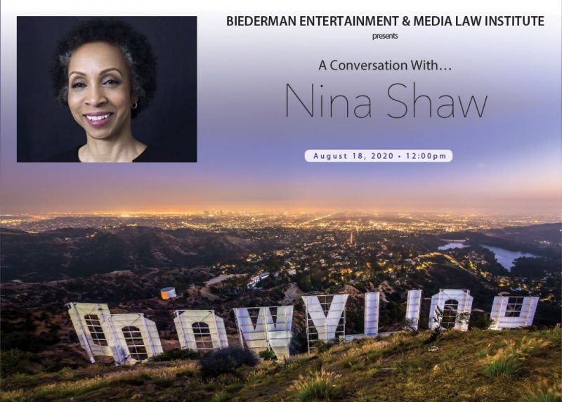Image - A Conversation with Nina Shaw
