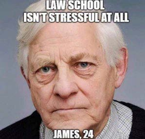 Image - Law School Stress Meme
