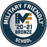 Image - Military Friendly 2020 Bronze Award